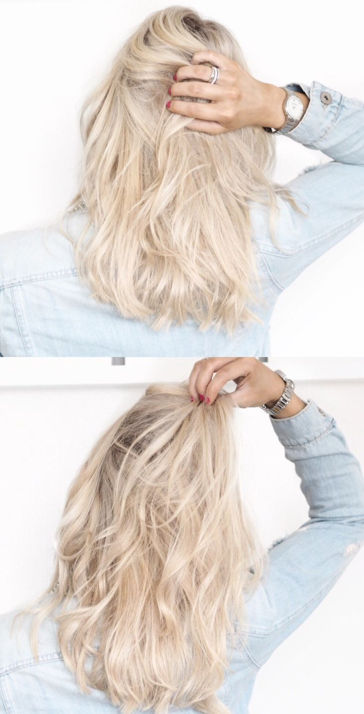 how to get platinum blonde hair without bleach