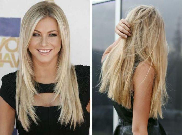 Cortes de cabello de mujer pelo largo