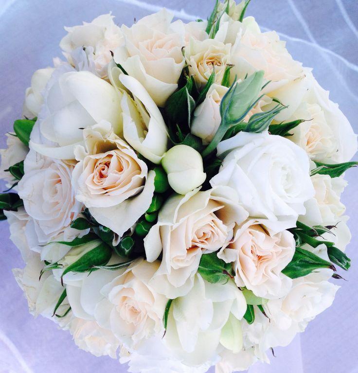 Bouquet colori pastello...