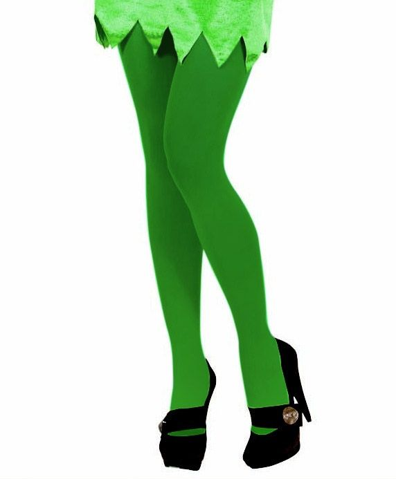 Collants verts adulte : Cette paire de collants pour femme est de couleur vert et possède une épaisseur de 40 DEN. Ils mesurent environ 80 cm de longueur.Cet accessoire sera idéal pour compléter...