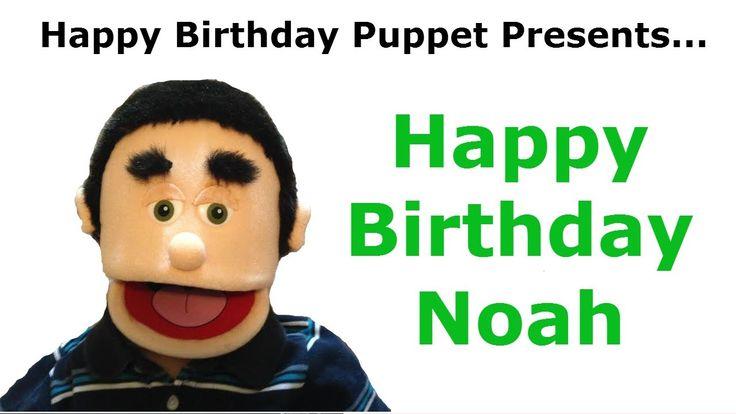 Funny Happy Birthday Noah Video - TAGS: happy birthday noah, song happy birthday, funny birthday song, happy birthday puppet, happy birthday, happy birthday to you