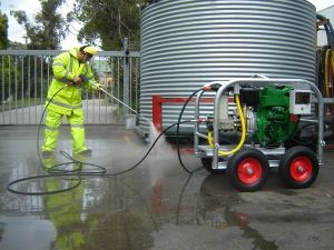 We are professional at cleaning each and everything that needs high pressure cleaning. Our professionally managed team are well trained in using high pressure equipment and cleaning heavy machines, floors, carpets, tiles for the sectors like factories, industries, retails and commercial places.