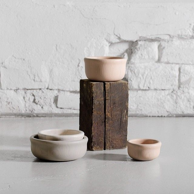 Bowling bowls by Skogstad, Homstvedt, Anderssen & Voll