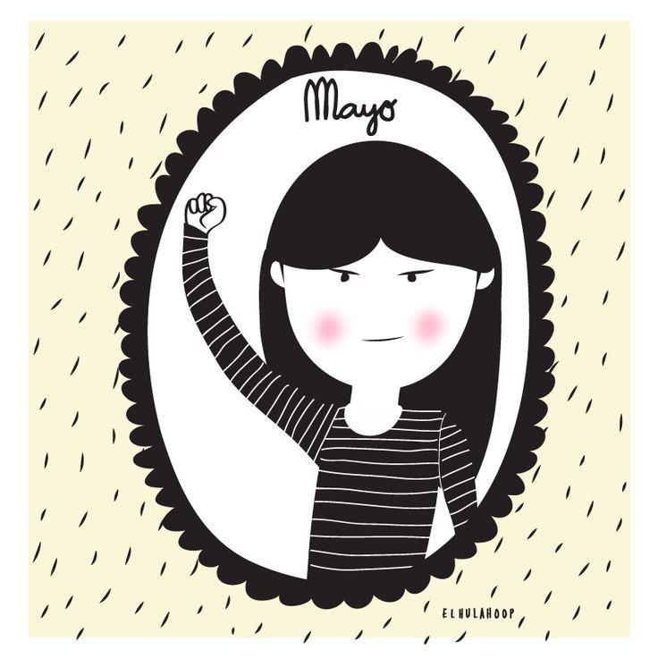 #mayo #may #diadeltrabajador #luchaobrera #1demayo #ilustracion
