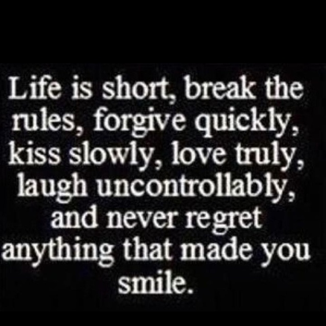 Life: Life Is Shorts, Life Rules, No Regrets, Life Lessons, Betty Boop, Life Mottos, So True, The Rules, True Stories