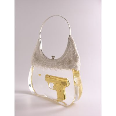 Lady bag.  Ted Noten