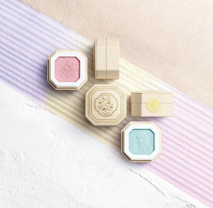 肌革命を起こした「七色粉白粉」。100年の時を経て、女性の心と肌を彩る | こちら、銀座 資生堂 センデン部|資生堂グループ企業情報サイト