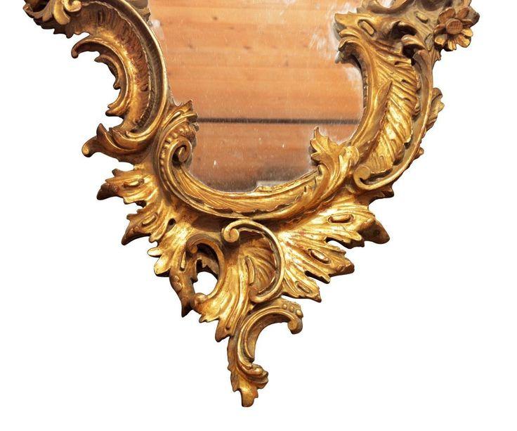 rokokó tükörkeret