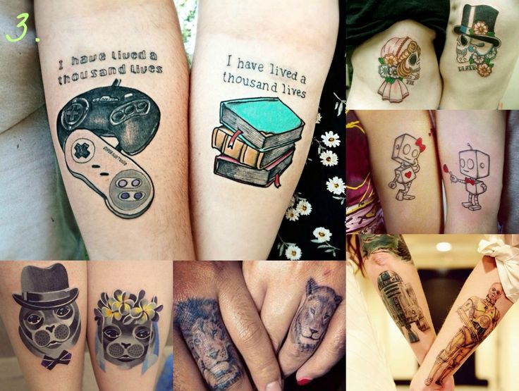 Tatuaje amuzante