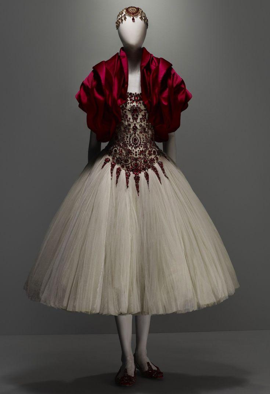 "Alexander McQueen - ""Savage Beauty"" at the Metropolitan Museum of Art"