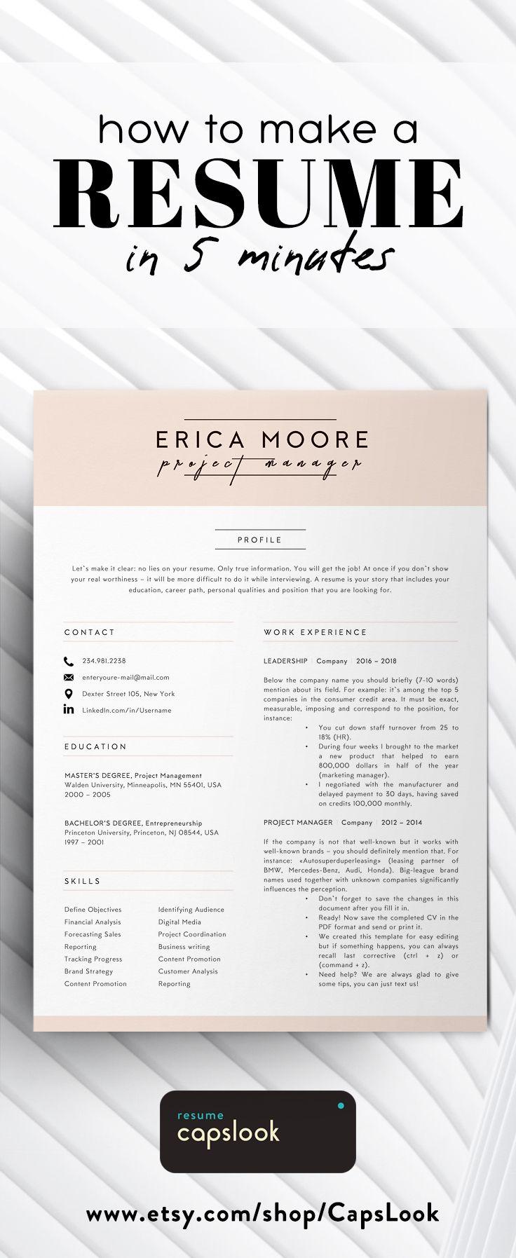 Vorlagen Fur Word Lebenslauf Muster 2018 Downloadable Resume Template How To Make Resume Resume Template Word