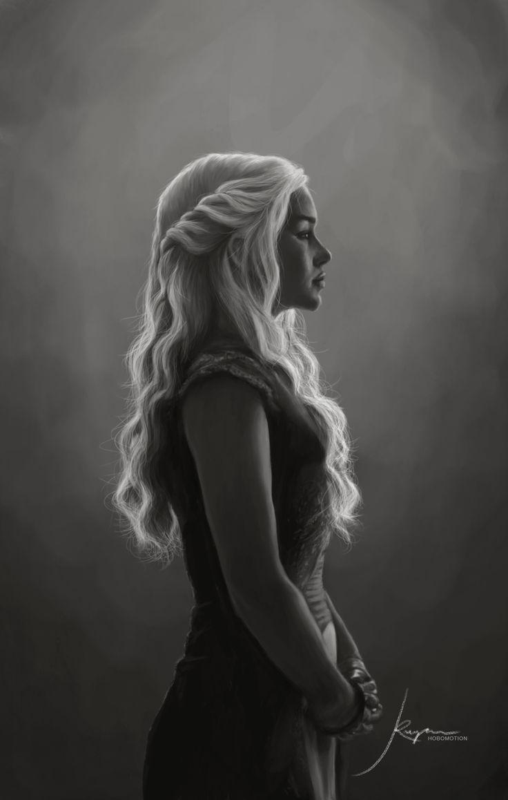 The Khaleesi by hobomotion.deviantart.com on @DeviantArt