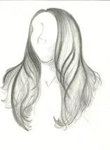 furthermore Flowers Hair Drawing Tumblr furthermore Braided Hair Sketch mor...