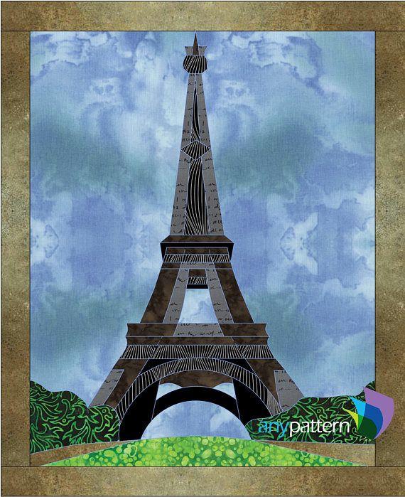 As Creation Pink Paris Pattern Eiffel Tower Childrens: 43 Best Paris Quilt Images On Pinterest