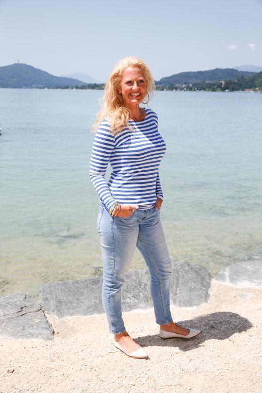 Strand nackt barbara schöneberger am Barbara Schoeneberger