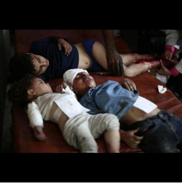 #SpeakUp4SyrianChildren #Syrian_children #stop_assad #Save_Syria #AssadWarCrimes #stop_terrorism