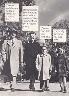 Retro birthday card, funny | Birthdays | Retro birthday ...