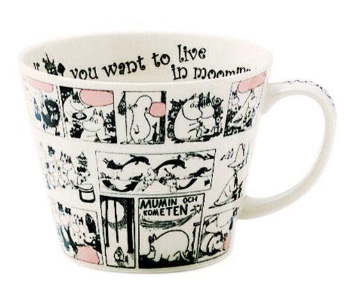 Moomin Newbon Soup mug cup monochrome MM321-36 YAMAKA http://www.amazon.com/dp/B005O7OGEU/ref=cm_sw_r_pi_dp_kreSvb1RKAT7W
