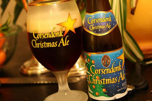 'Corsendonk Christmas Ale' Craft Beer Review