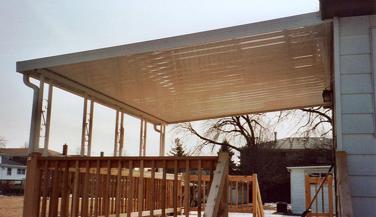 Patio Awning Canopy
