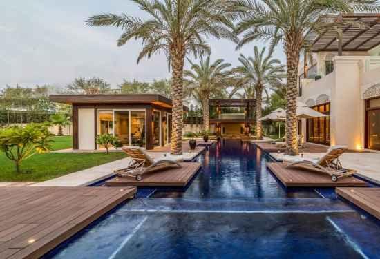 Luxury property dubai bedroom villa for sale in bromellia al