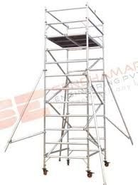 """Given that our specialty is <a href=""""http://sendhamarai.org/aluminium-scaffolding-manufacturer.html"""">aluminium scaffolding</a>, we are the foremost experts with an unmatched level of expertise in this field."""