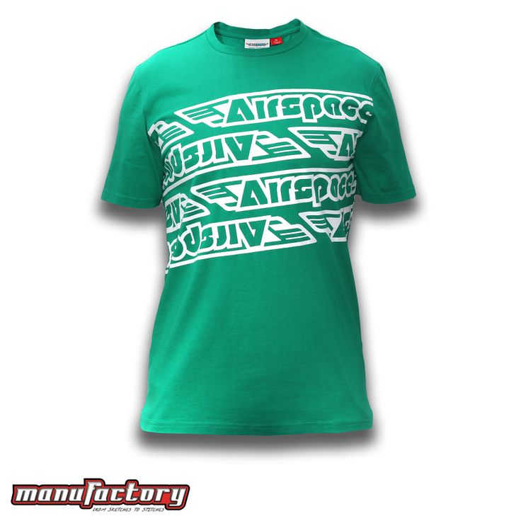 Mens T-shirt, Scorched, Green
