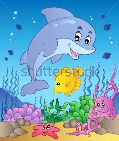 dibujos de delfines - Buscar con Google