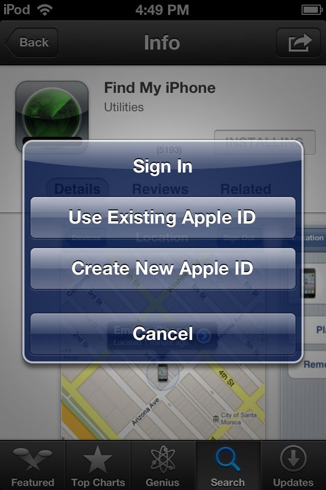 how to create apple id in laptop