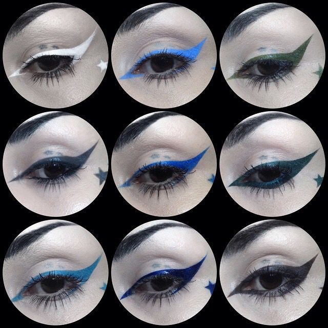 Need all of these!! Kat Von D ink liner