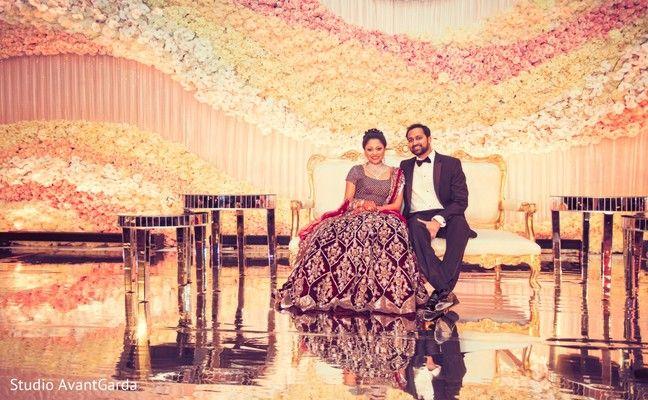 Hollywood, Florida Indian Wedding by Studio AvantGarda