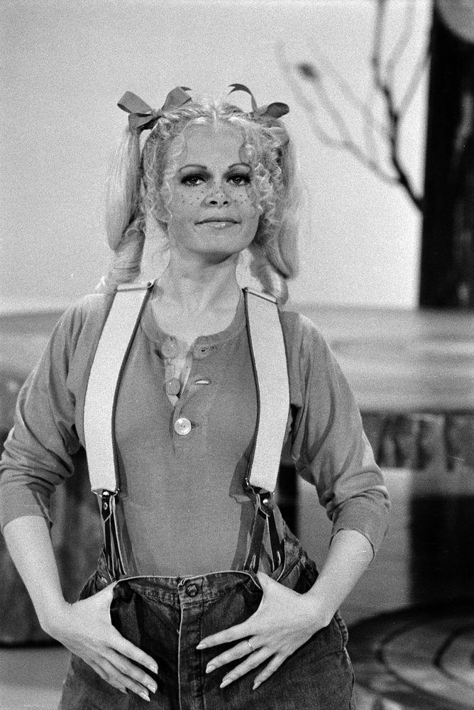 THE CAROL BURNETT SHOW - TV SHOW PHOTO #86 - SALLY STRUTHERS