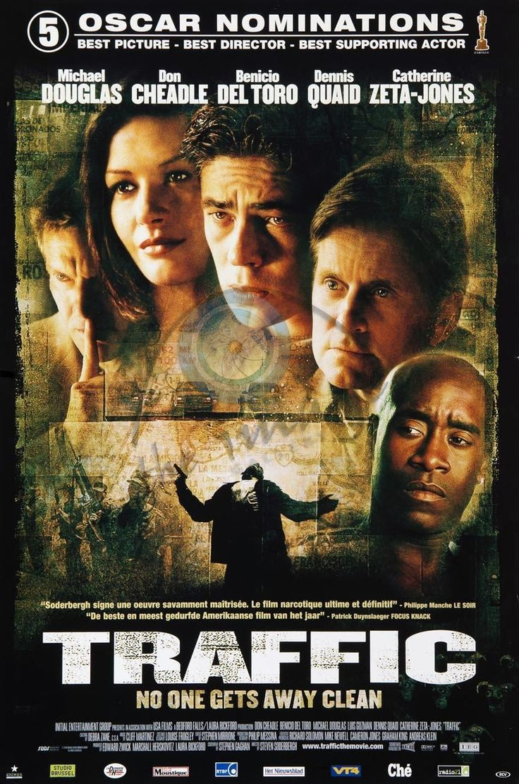 """RECOMMENDED! """"Traffic"""" (2000) 
