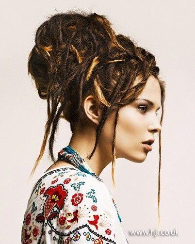 Phenomenal 1000 Ideas About Dread Bun On Pinterest Dreadlocks Natural Short Hairstyles For Black Women Fulllsitofus