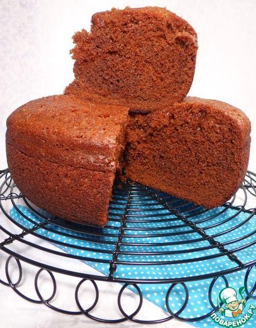 Пряный медовый пирог