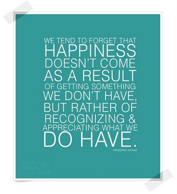 Quote for happiness