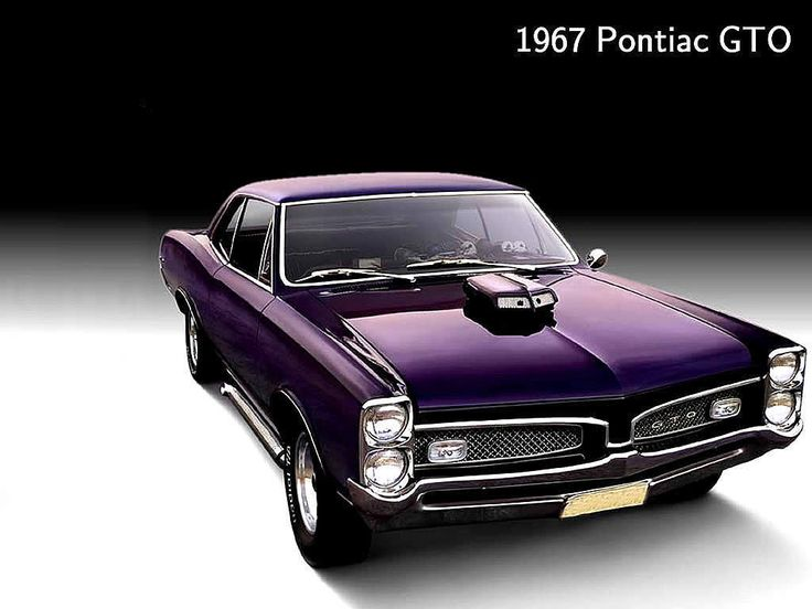 67 GTO <3