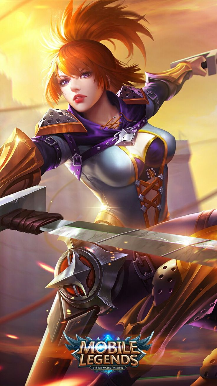 Hd wallpaper mobile legends - 43 New Awesome Mobile Legends Wallpapers