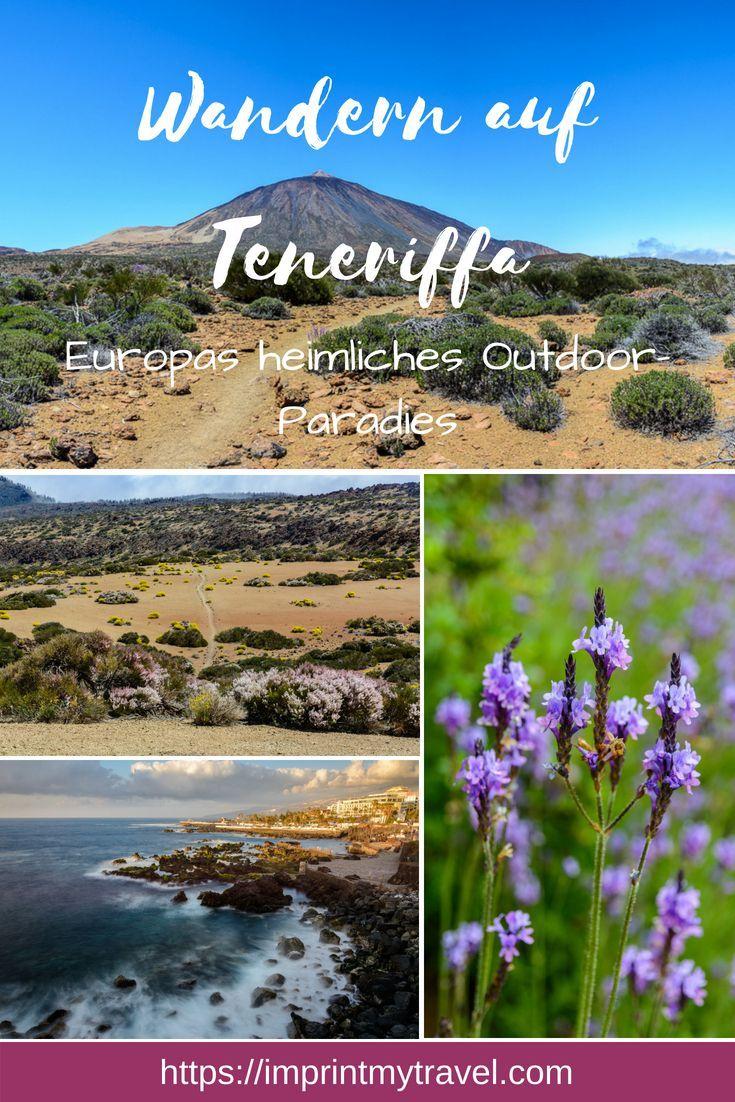 Wandern auf Teneriffa – Europas heimliches Outdoor-Paradies
