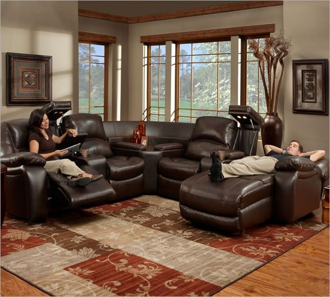 The 589 Charleston Sectional From Franklin Furniture