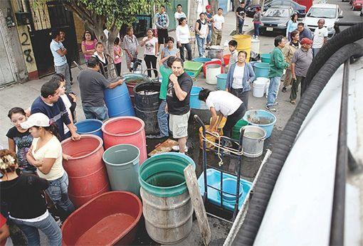 México sufre por escasez de agua - http://verdenoticias.org/index.php/blog-noticias-medio-ambiente/120-mexico-sufre-por-escasez-de-agua