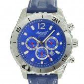 Ingersoll Herren Uhr Armbanduhr Automatik Mc Kinnon Leder IN1508BL