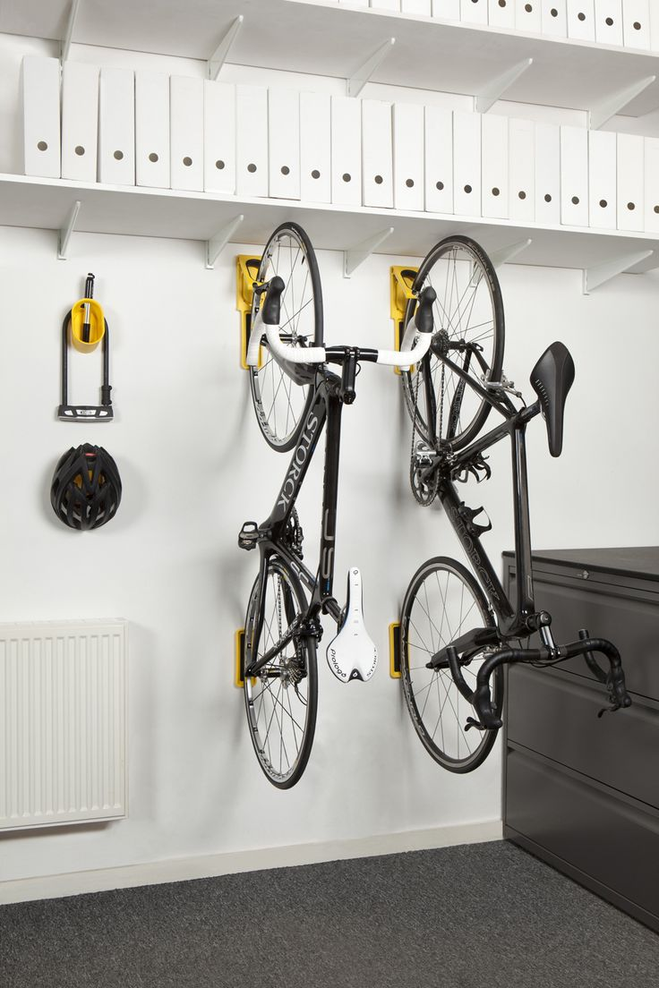 Look jeremy s bicycle rack apartment therapy - Cycloc Cycle Storage Solutions Bike Storage Uk And Worldwide