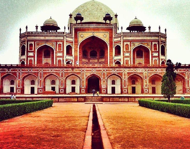 Humayun's Tomb, New Delhi, India   HipTraveler