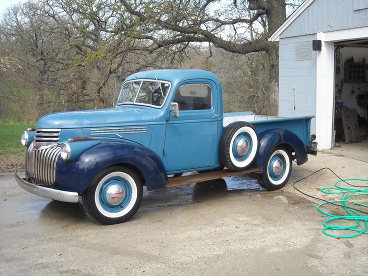 1947 Chevy Truck Models