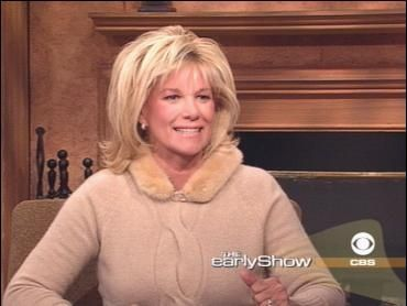 joan+lunden+hairstyles | This photo was taken when i was on the CBS Early Show to promote ...
