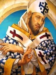 Happy Feast Day of St Cyril of Alexandria – Doctor of the Church – June 27 #pinterest #doctorofthechurch Saints are not born usually with halos around their heads. Cyril, recognized as a great teacher of the Church, began his career as archbishop of Alexandria, Egypt, with impulsive, often violent, actions. He pillaged and closed the churches of the Novatian heretics (who required those who ............