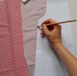 Patron modèle gratuit robe d'été fillette fille tuto couture - Couture - Pure Loisirs