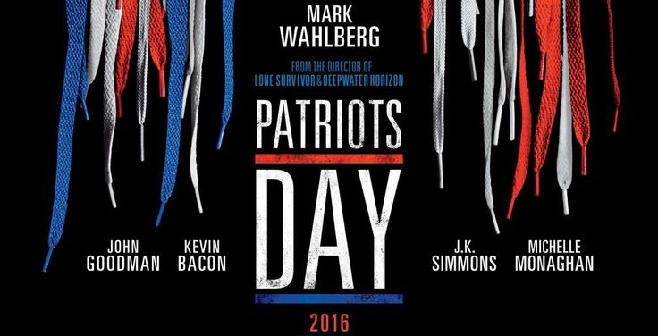 """Official Trailer For Boston Marathon Bombing Movie """"Patriots Day"""" Starring Mark Wahlberg"""