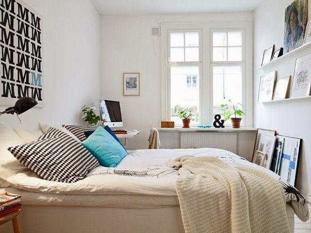 Скандинавские спальни ~ Sweet home